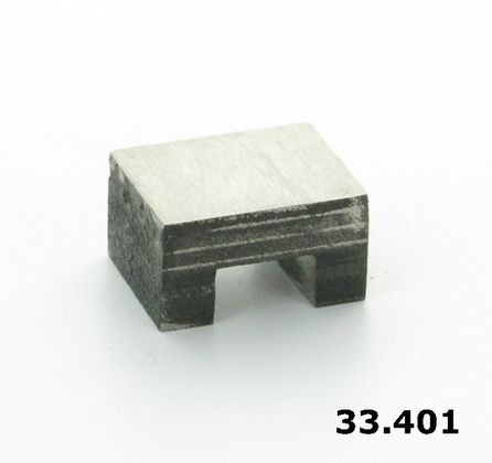 Strong AlNiCo horseshoe magnet
