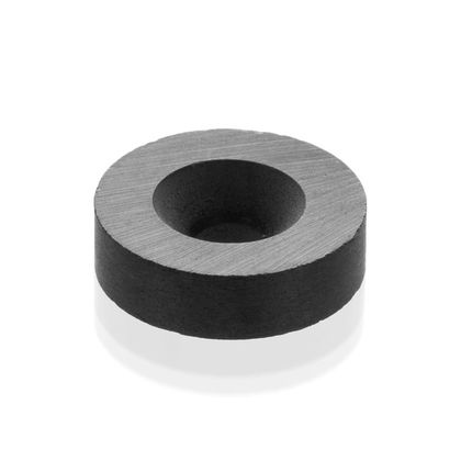 Ferrite ring with 90° counterbore, anisotropic