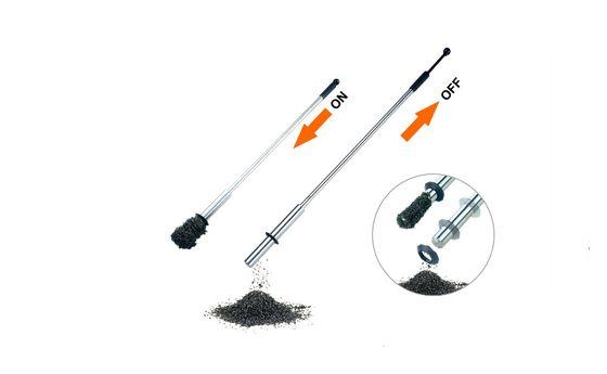 Magnetic slip rods