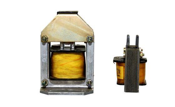 Actuating electromagnets type EVJ