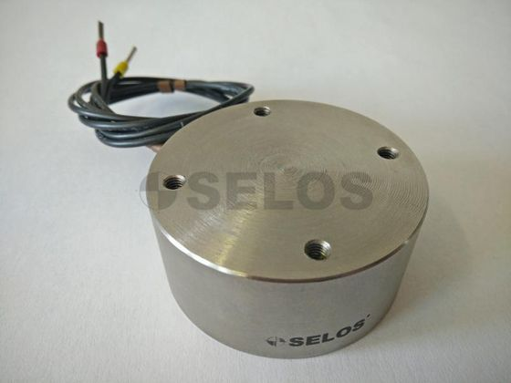Holding solenoid with permanent magnet E1FS 0611-3