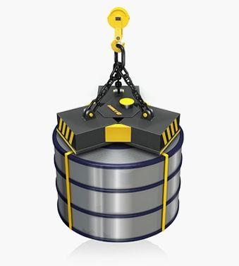 Lifting electromagnet DIMET EMGR